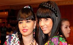 Яна и Настя Шевченко